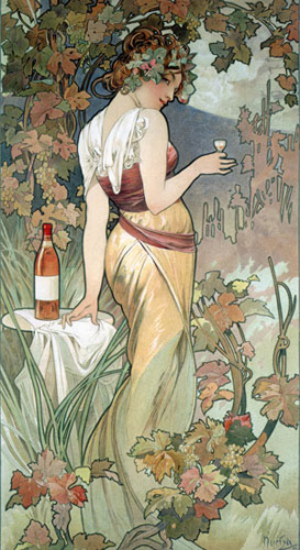 Cognac by Mucha