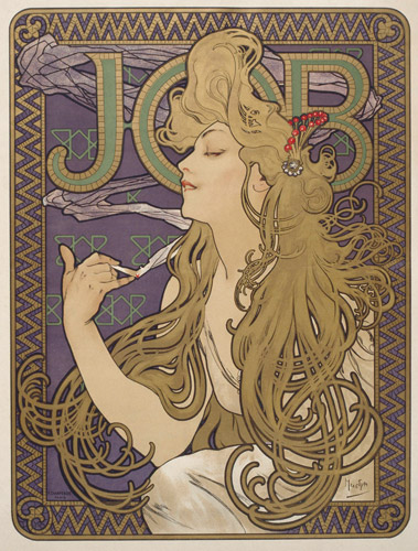 JOB by Mucha