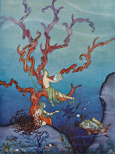 virginia frances sterrett sea nymphs
